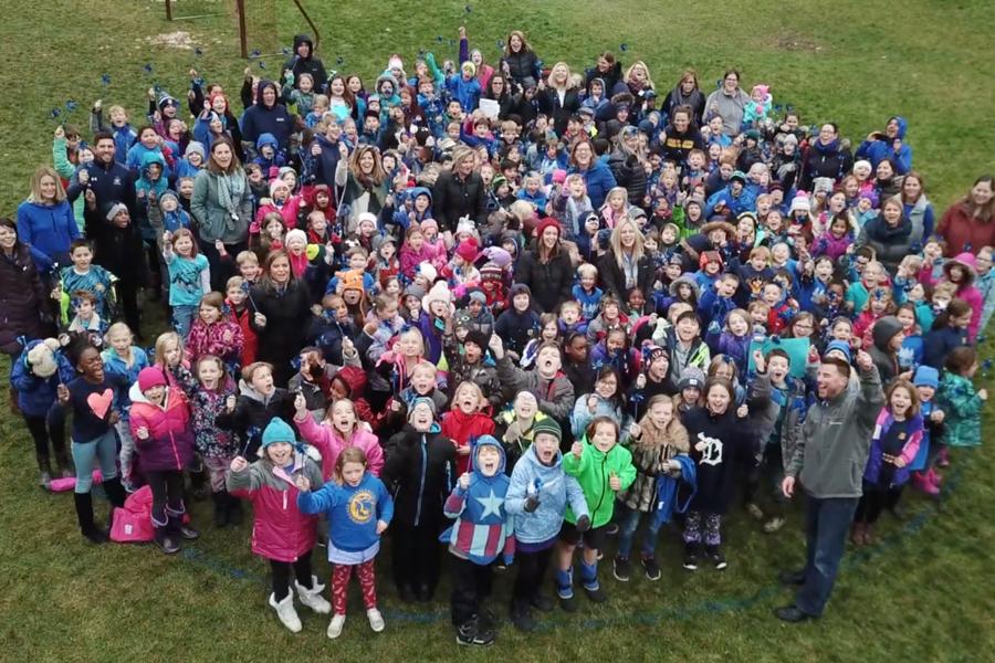 Grand Haven School Blue Ribbon Video